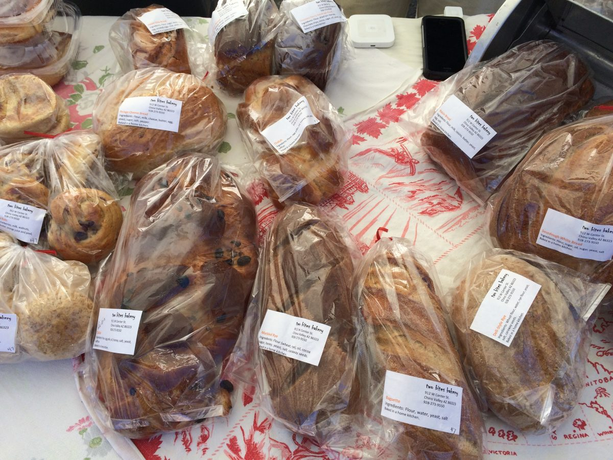 Food and Fun at the Prescott Winter Farmers Market