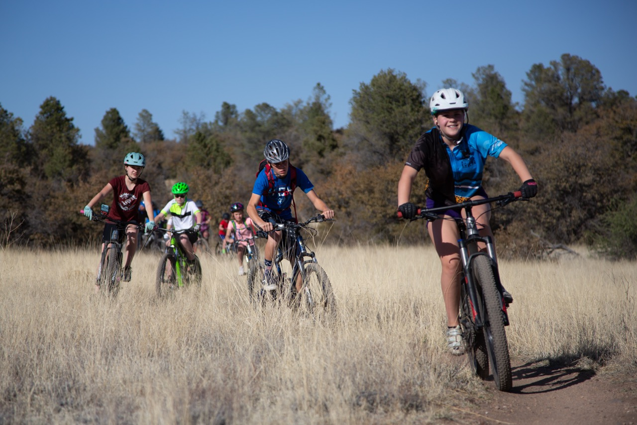 Prescott Youth Hit the Biking Trails this Summer, with Prescott Mountain Bike Alliance