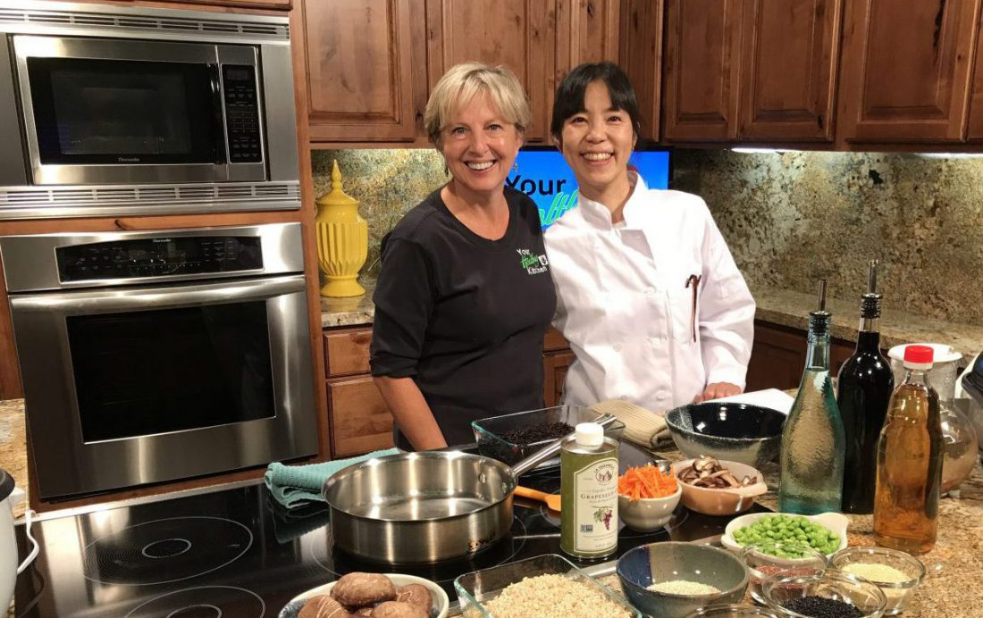 YRMC's Your Healthy Kitchen Travels to Japan!