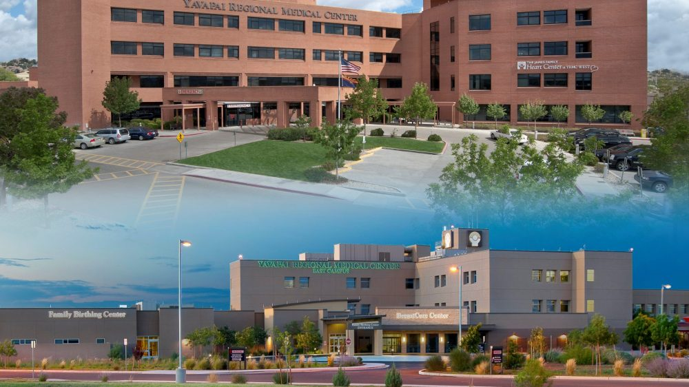 Yavapai Regional Medical Center to Pause All Inpatient and Outpatient Elective Procedures at Both Hospital Locations