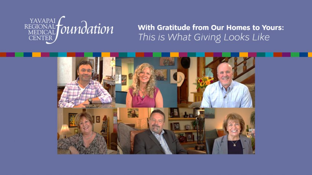 Circle for Excellence: With Gratitude From Our Homes to Yours