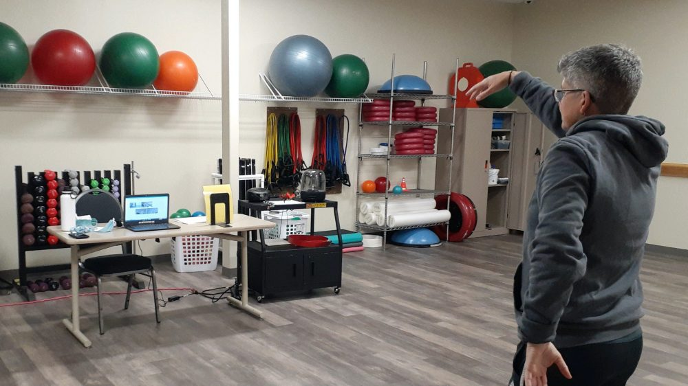 Stay in Shape at Home with the Pendleton Center Virtual Fitness Classes