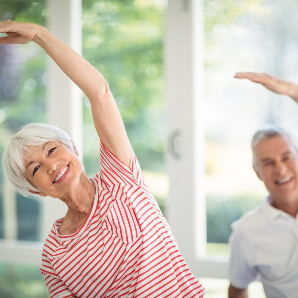 Get Toned at Home: A YRMC Healthy Conversations Presentation