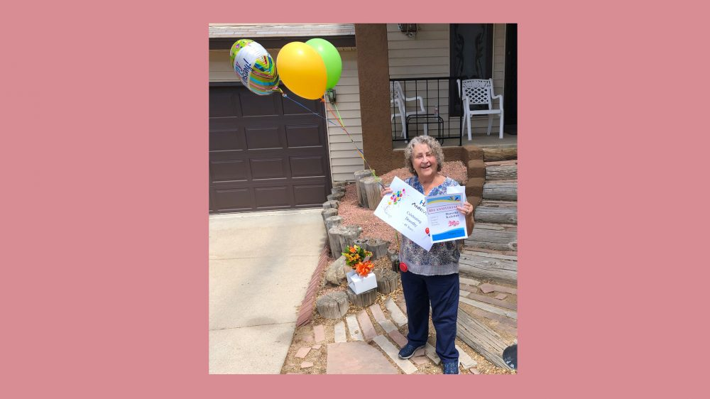Longest Running YRMC Volunteer Celebrates Her 40th Year