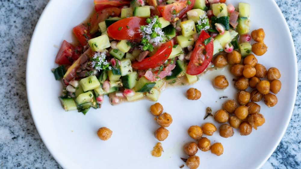 Reducing the Risk of Breast Cancer with a Plant-Centered Diet