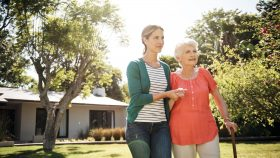 Living at Home with Dignity: Thanks to the Alzheimer's and Dementia Care Program