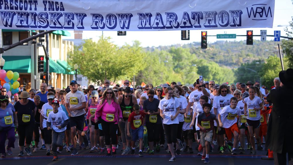Whiskey Row Marathon, October 9th, Brings Our Community Together
