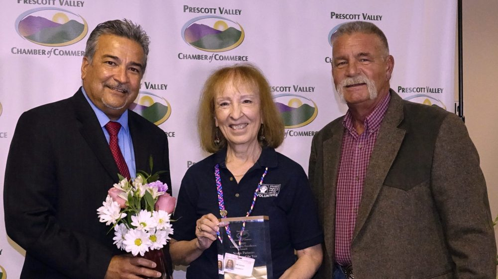 YRMC's Kim Haugen Named PV Chamber of Commerce 2020 Volunteer of the Year